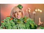 Lady Gaga meets Cruella de Ville?