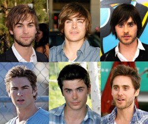 Which looks hotter - with or without bangs?